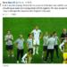 スリー・ライオンズ、ワールドカップ・セミファイナル敗退後のツイート